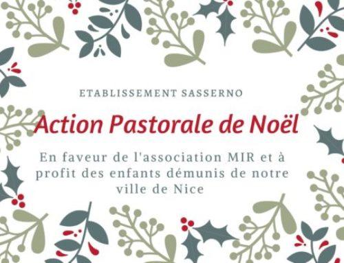 Action Pastorale de Noël